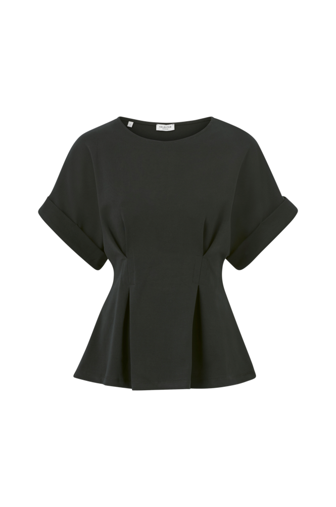 Selected Femme Top slfCleo 2/4 Jersey Tee
