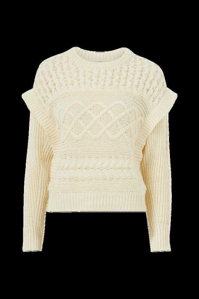 Object Trøje objMala L/S Knit Pullover 110