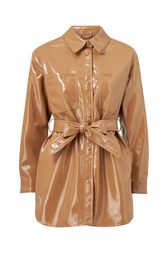 Object Skjortejakke objKinna Big Shirt Coat 111