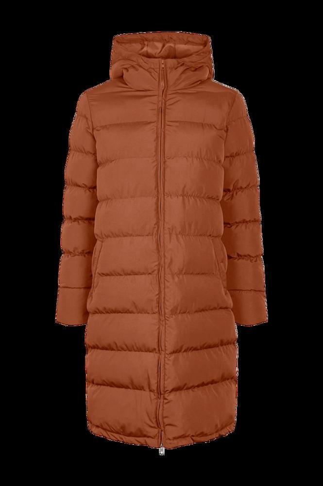 Pieces Frakke pcBee Long Padded Jacket
