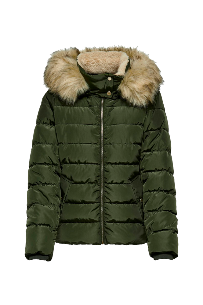 Only Jakke onlCamilla Quilted Jacket CC