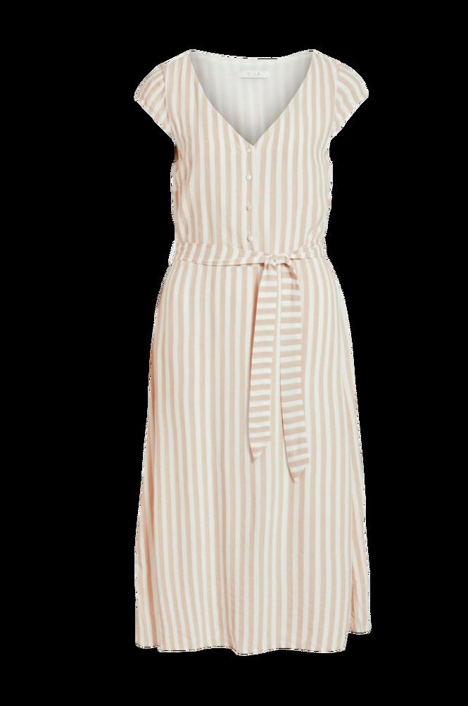 Vila Kjole viSovera Midi Capsleeve Dress