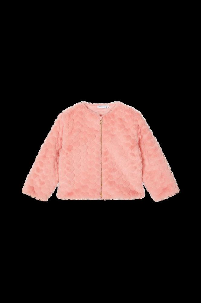 Name it Jakke nmfRola Faux Fur Jacket