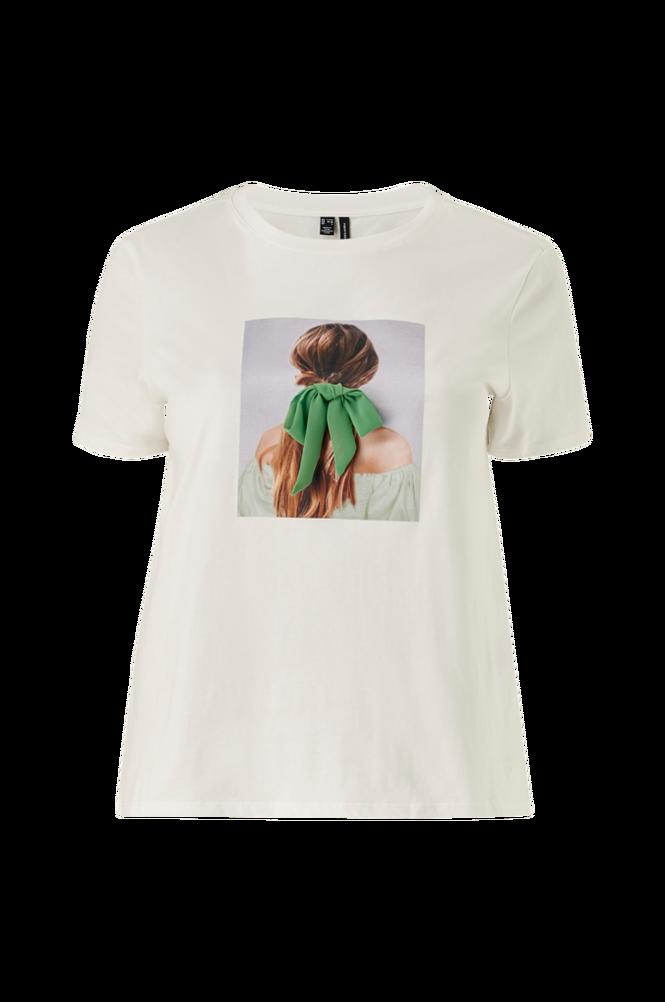 Vero Moda Curve Top vmFlansa Girls S/S T-shirt Curve