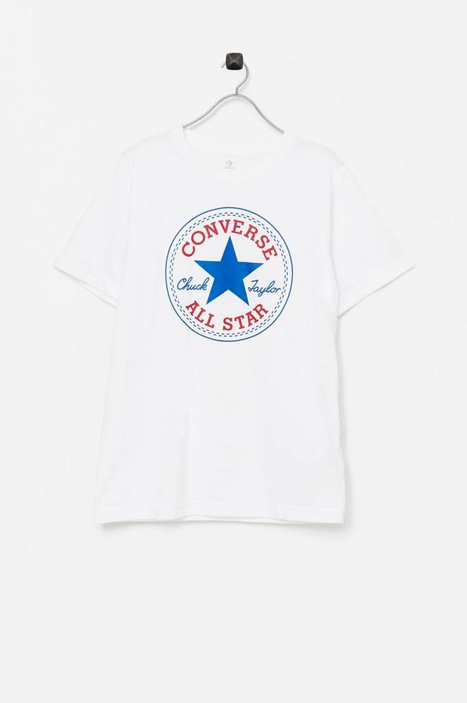 Converse T-shirt Core Chuch Patch Tee