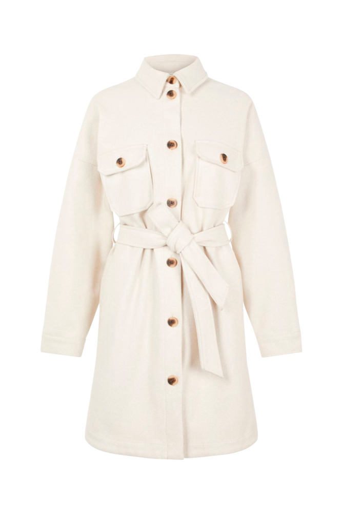 Pieces Skjortejakke pcRiema Overshirt Jacket