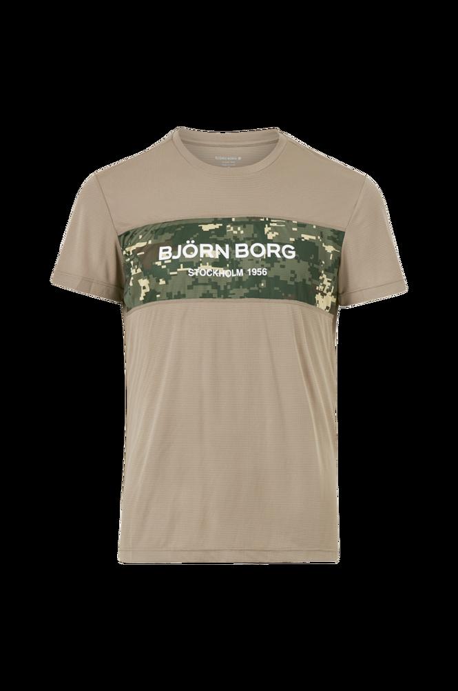 Björn Borg Trænings-T-shirt Blocked Tee Sthlm
