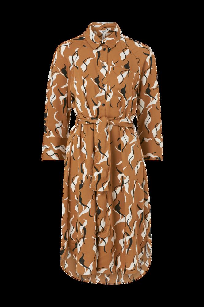 Object Skjortekjole objHelena 7/8 Shirt Dress
