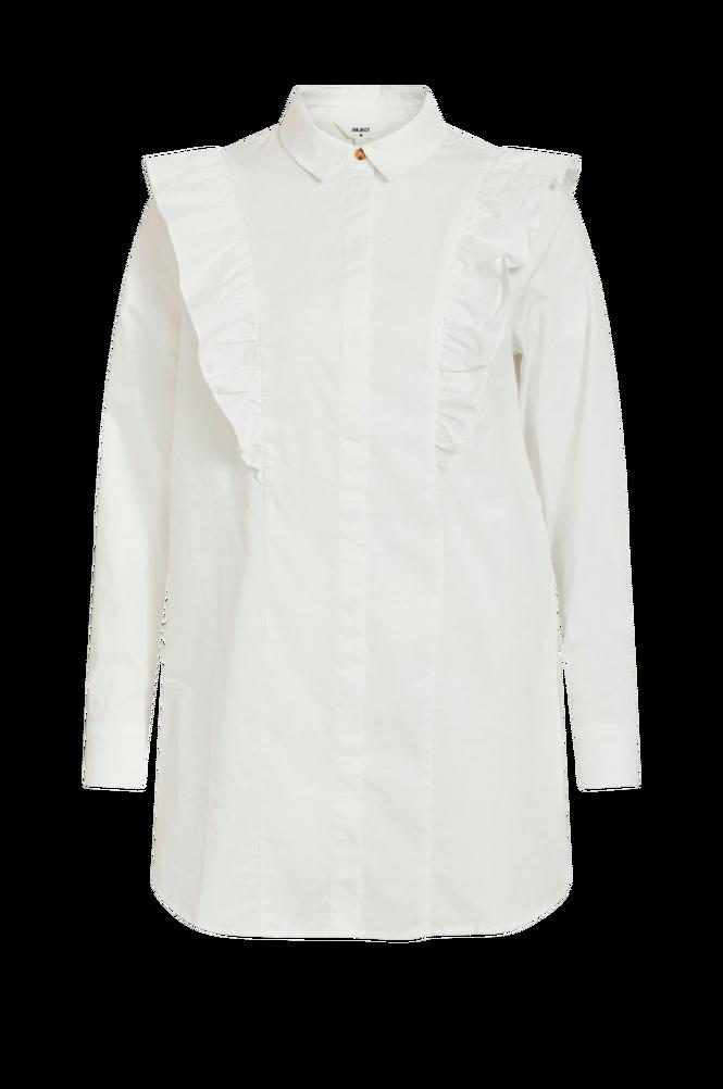 Object Skjorte objGillian L/S Shirt 111