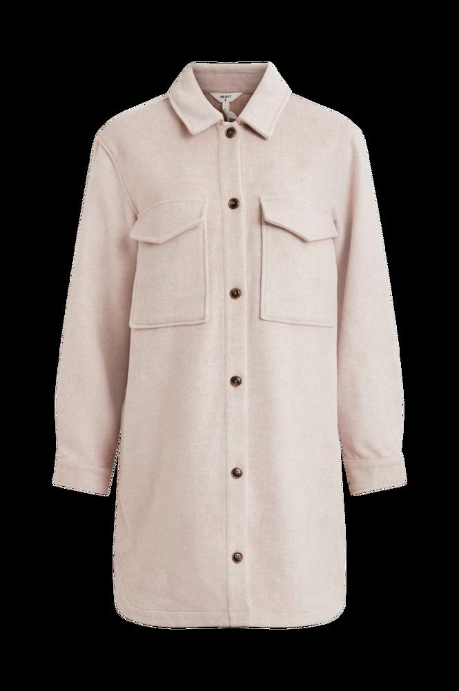 Object Skjortejakke objNew Vera Owen Long Coat 112