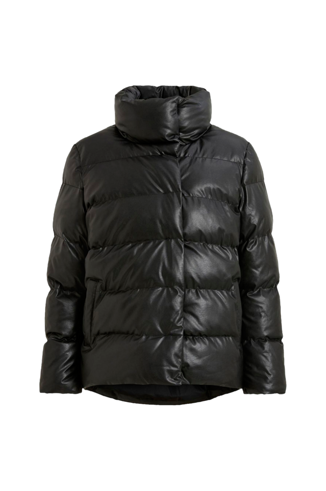 Vila Jakke viKiana Padded Coated Jacket