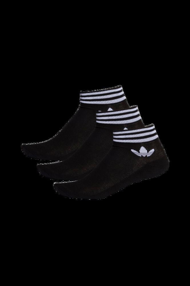 adidas Originals Ankelstrømper Trefoil Ankle Socks 3-pak