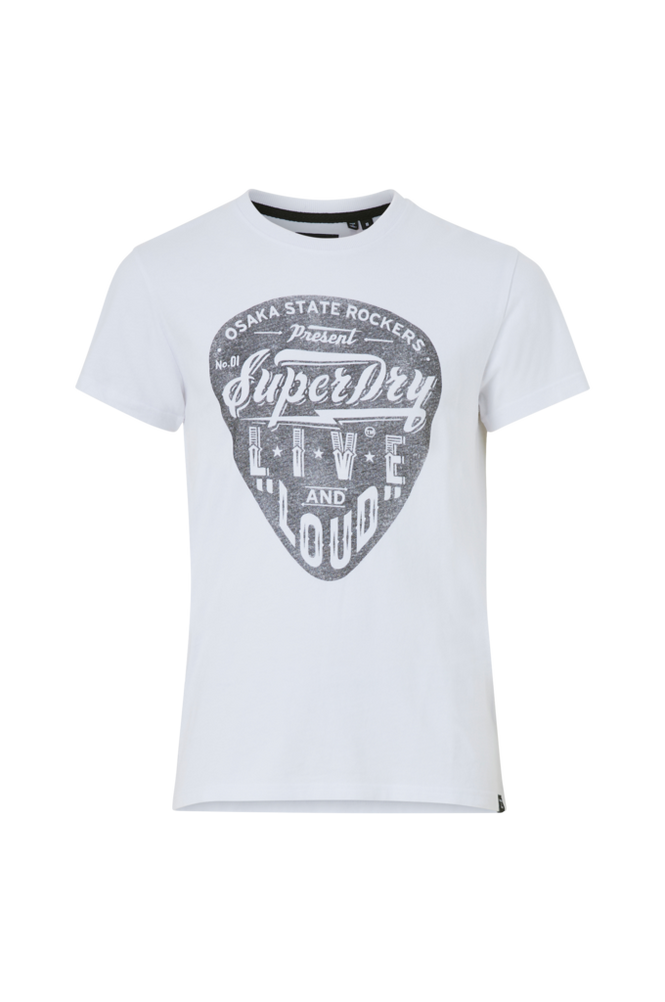 Superdry T-shirt Lower East Side Tee