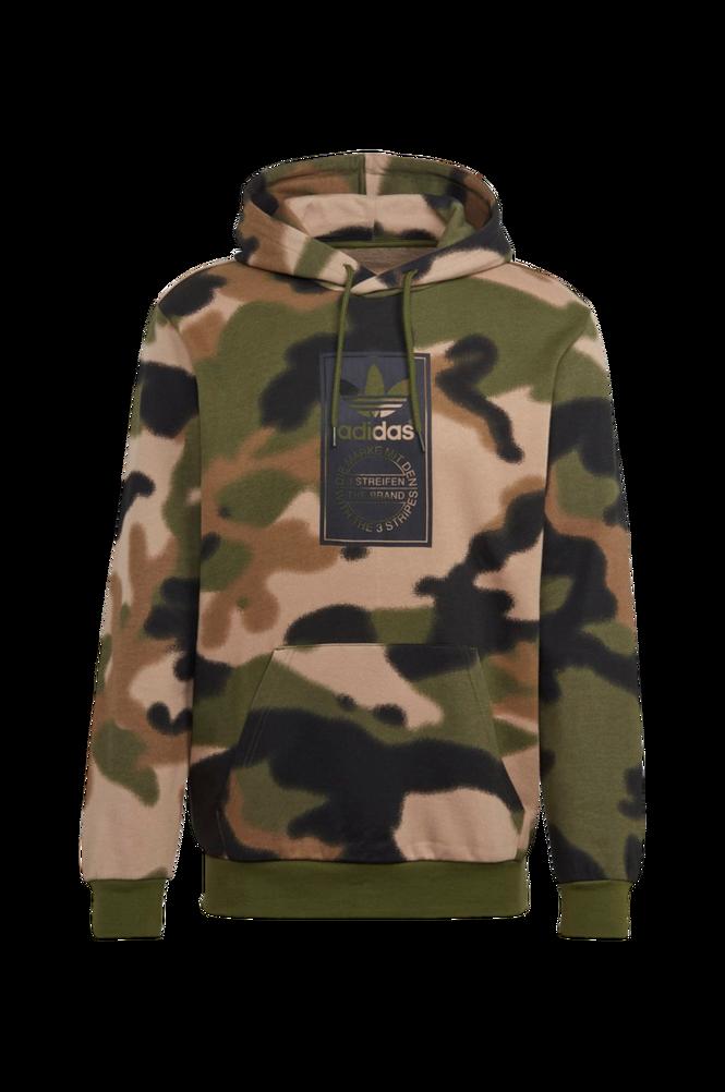 adidas Originals Hættetrøje Camo Allover Print Hoodie