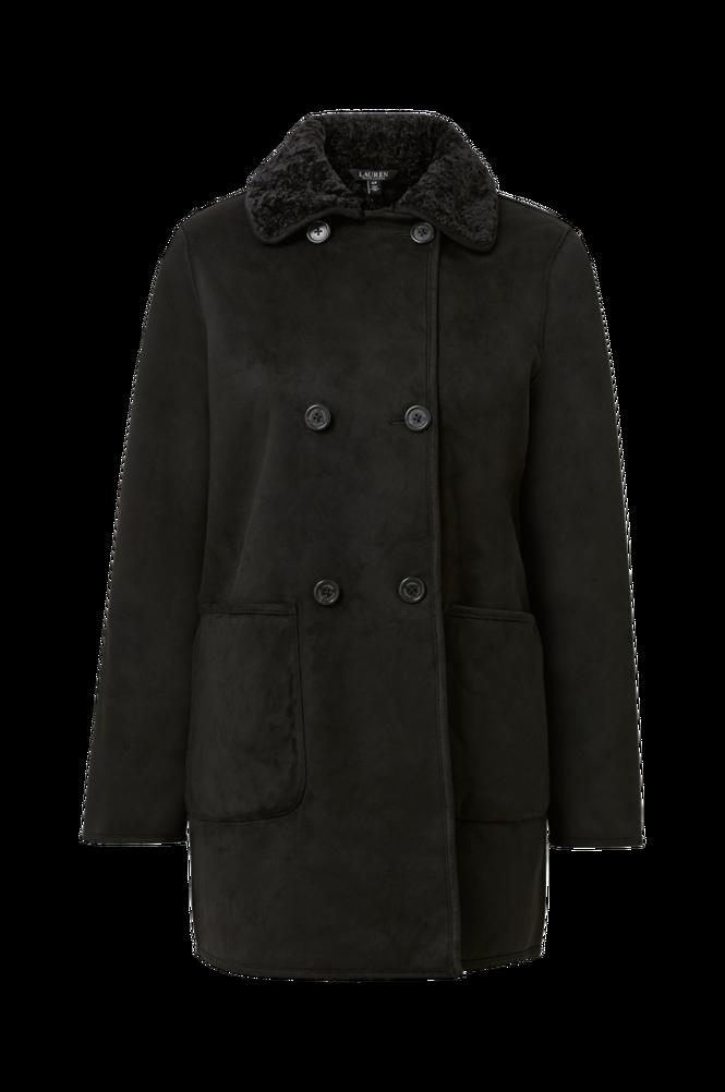 Lauren Ralph Lauren Frakke Rvr DB Fxsh Lmb Coat