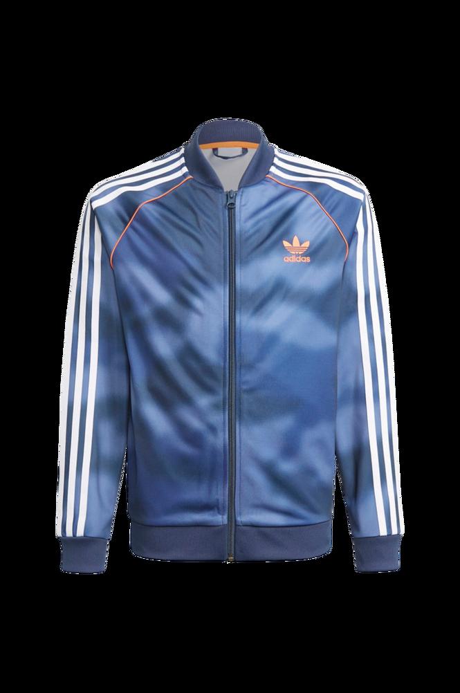 adidas Originals Jakke Allover Print Camo SST Jacket