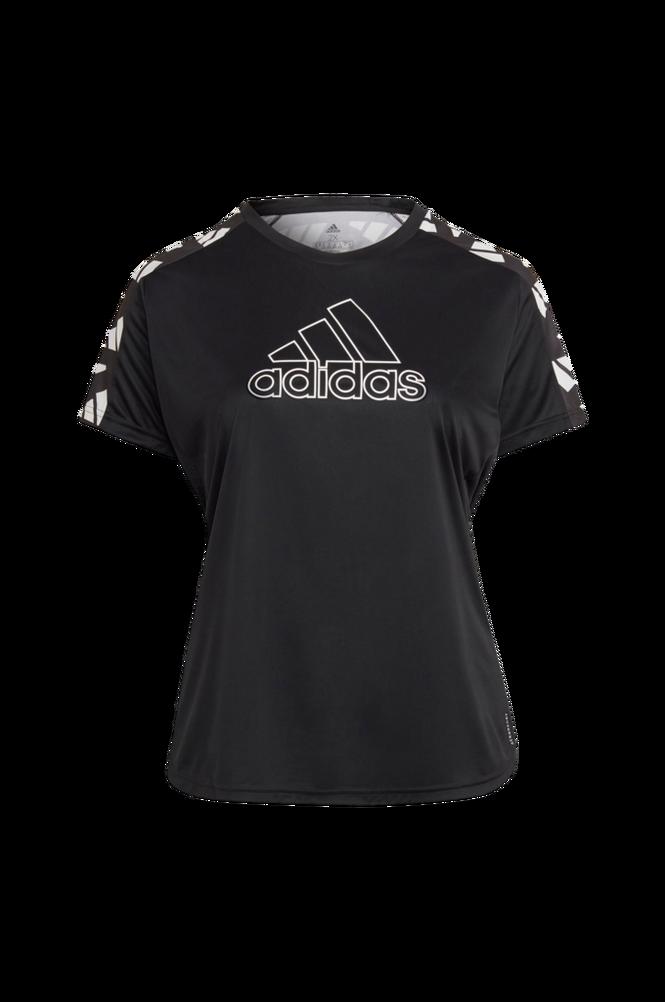 adidas Sport Performance Løbetop Own The Run Celebration Tee Plus
