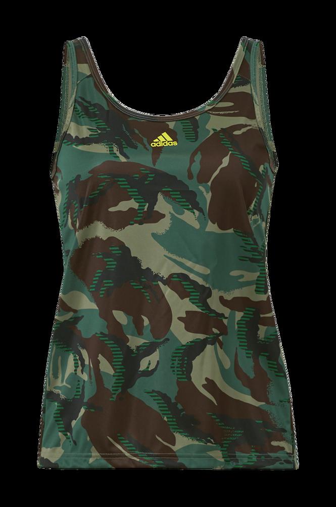adidas Sport Performance Træningstop Aeroready Designed 2 Move Camouflage-Print Tank Top