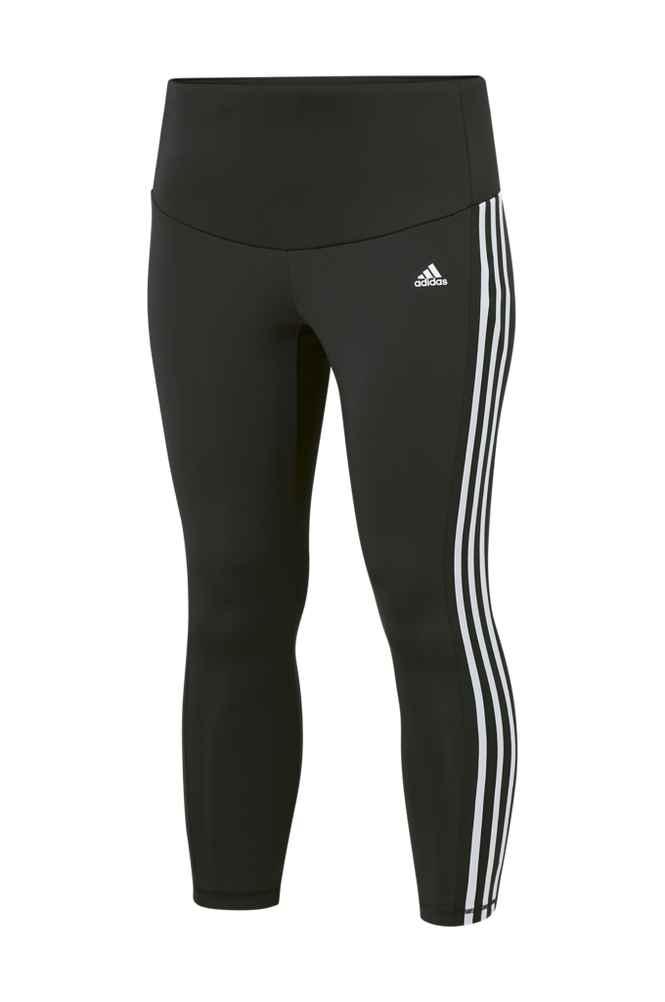 adidas Sport Performance Træningstights Designed 2 Move High-rise 3-Stripes 7/8 Sport Tights Plus