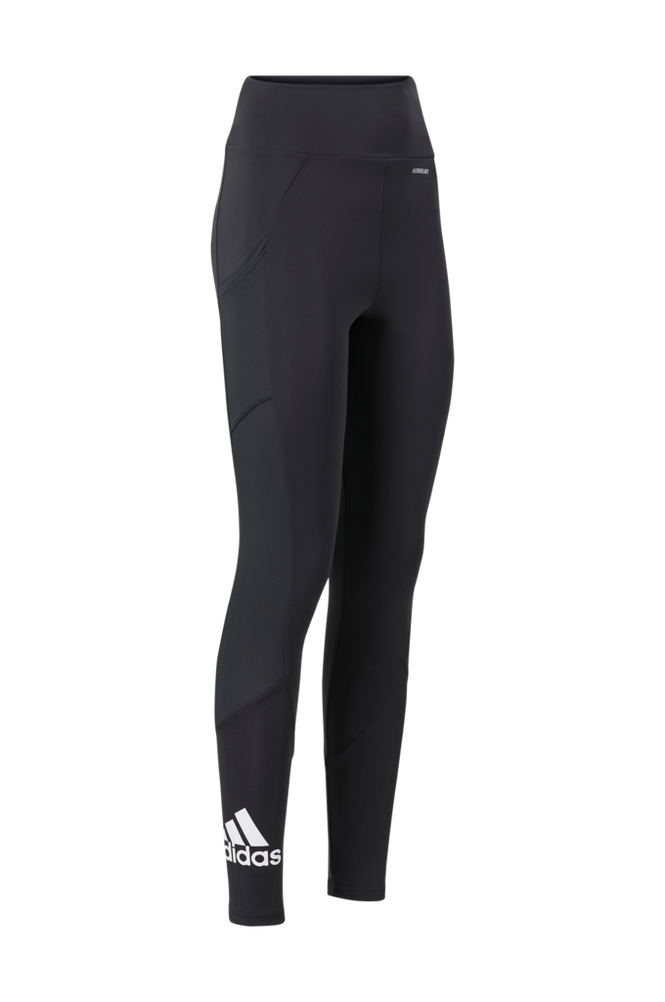 adidas Sport Performance Træningstights Designed to Move Big Logo Sport Tights