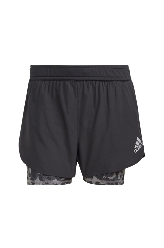 adidas Sport Performance Løbeshorts Fast Two-in-one Primeblue Graphic Shorts
