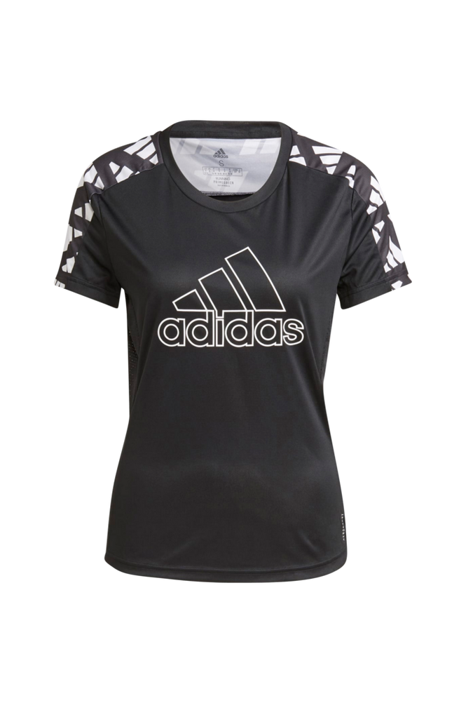 adidas Sport Performance Løbetop Own The Run Celebration Tee