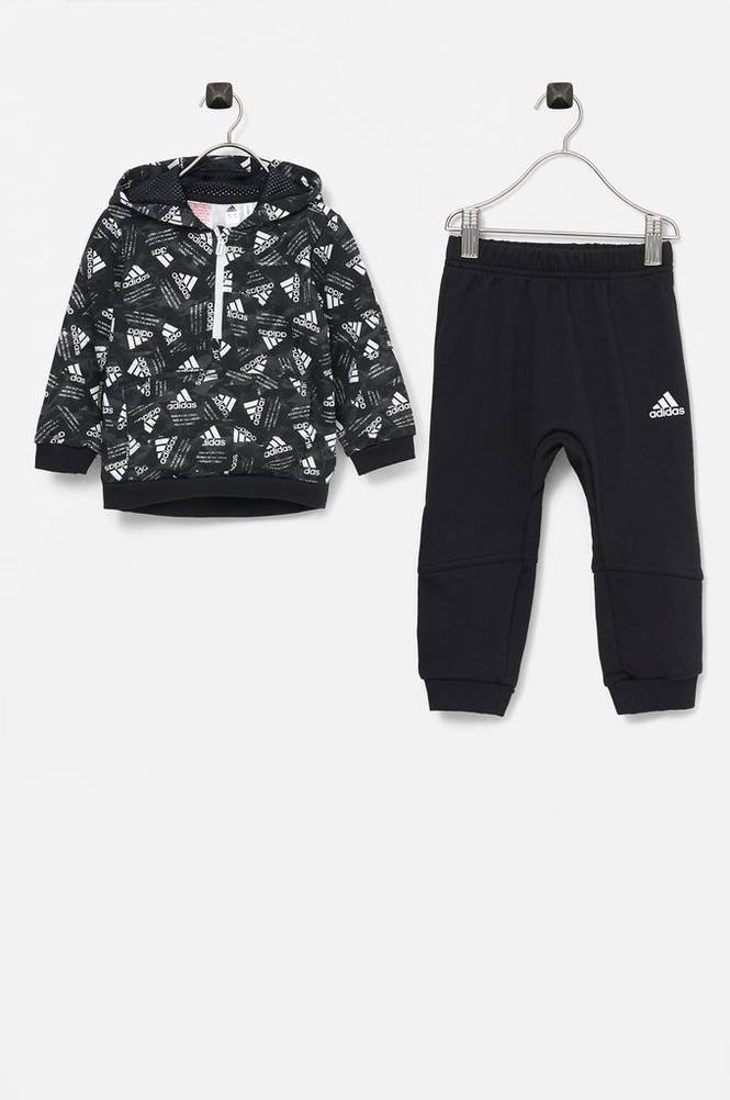 adidas Sport Performance Joggingsæt Badge of Sport Allover Print Jogger Set