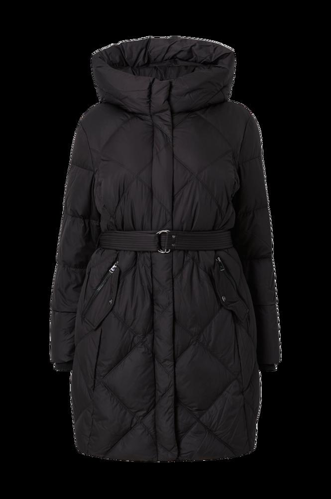 Lauren Ralph Lauren Curve Dunfrakke Dn Cozy Belted Coat
