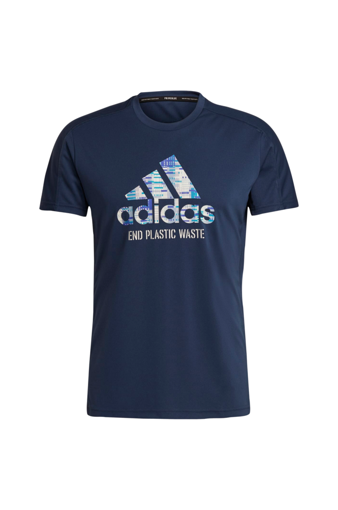 adidas Sport Performance Løbe-T-shirt Run For The Oceans Graphic Tee
