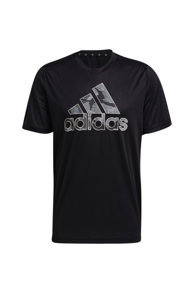 adidas Sport Performance Trænings-t-shirt Designed 2 Move Camouflage Graphic Aeroready Tee