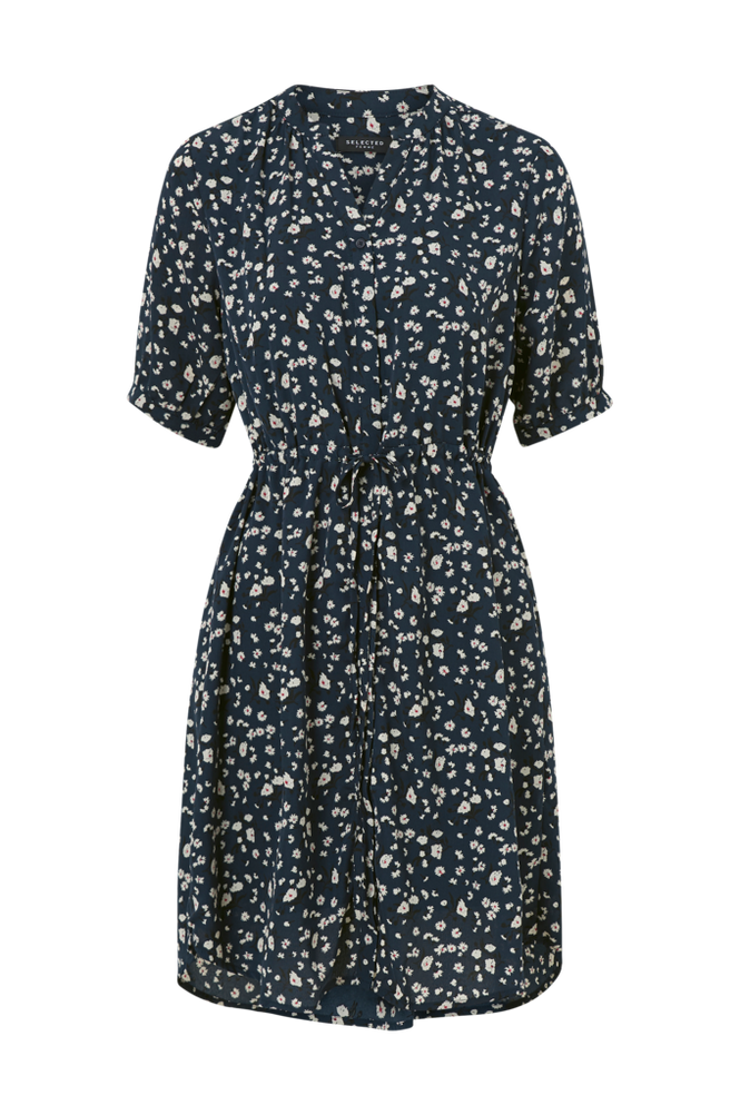 Selected Femme Kjole slfMetha-Damina 2/4 Dress