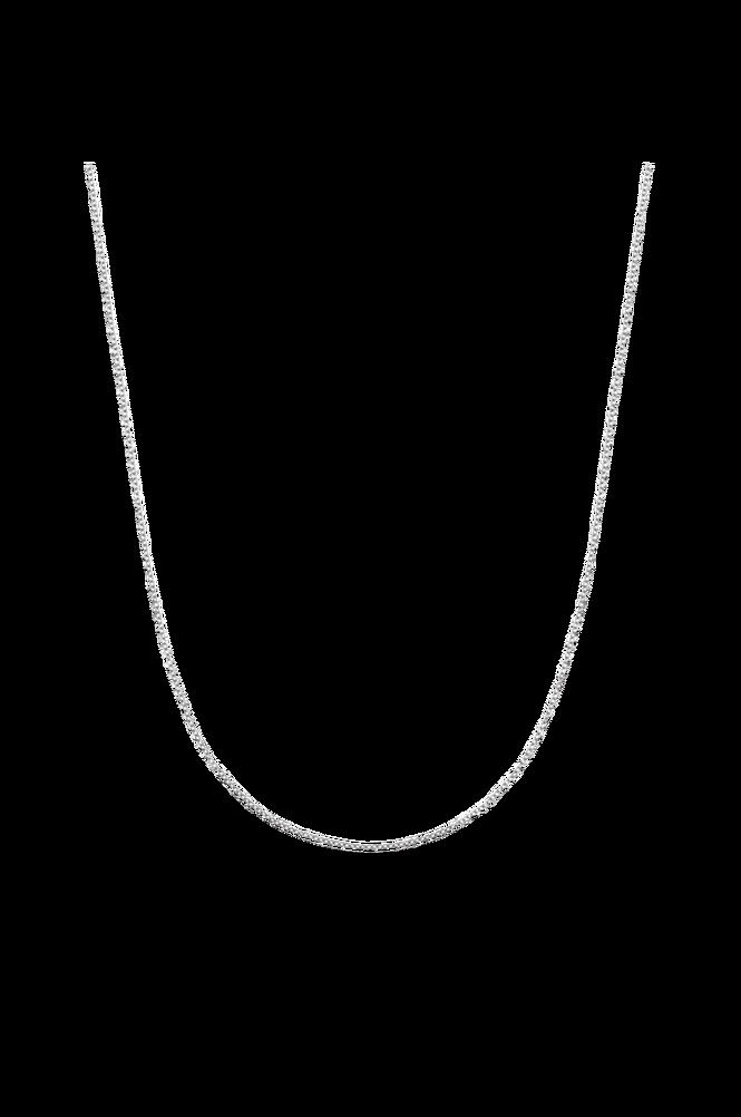 Edblad Halskæde Charmentity Chain Anchor 40 cm Gold