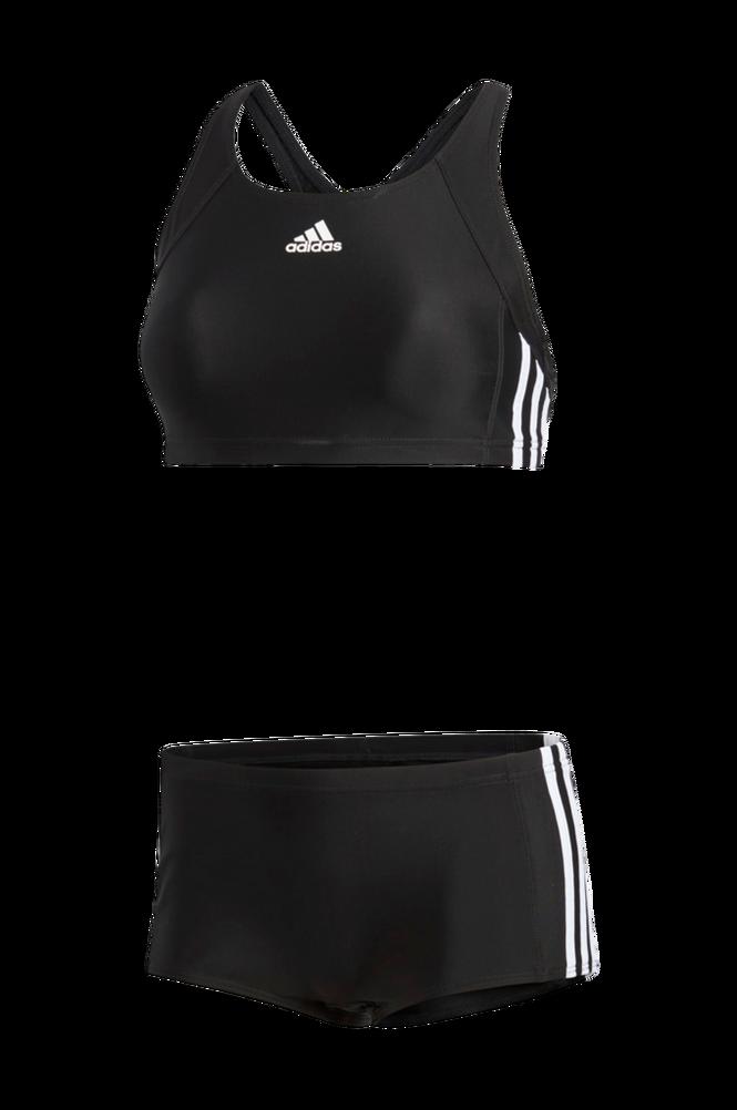 adidas Sport Performance Bikini adidas Essence Core 3 Stripes Swim Bikini
