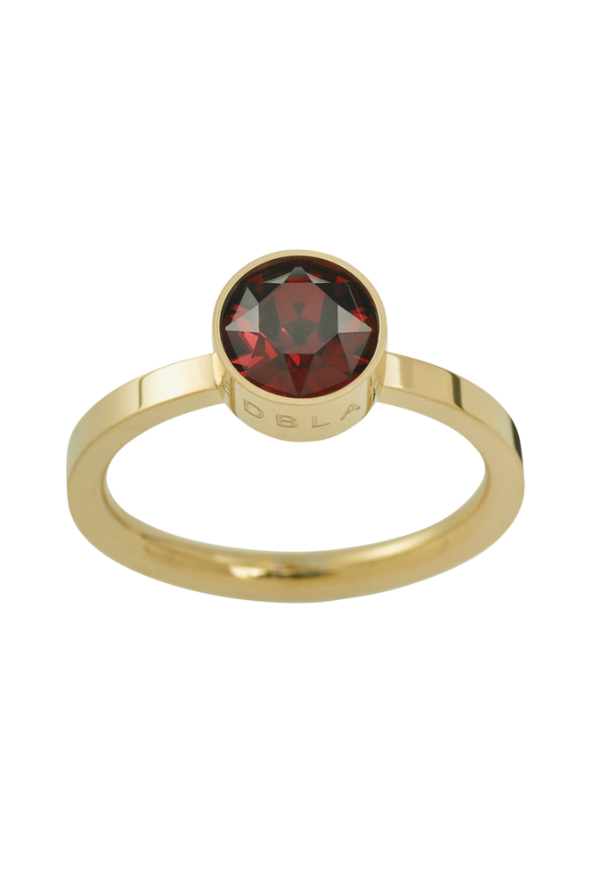 Edblad Ring Diana Ring Plum Gold
