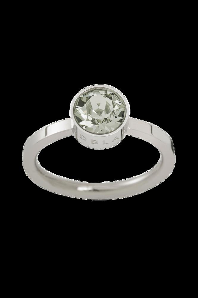 Edblad Diana Ring Wintergreen Steel