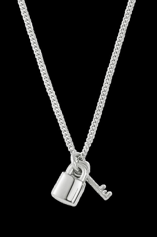 Edblad Halskæde Secure Necklace Steel