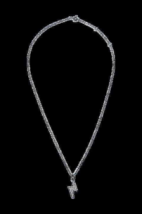 Halsband Victoria Necklace Gunmetal