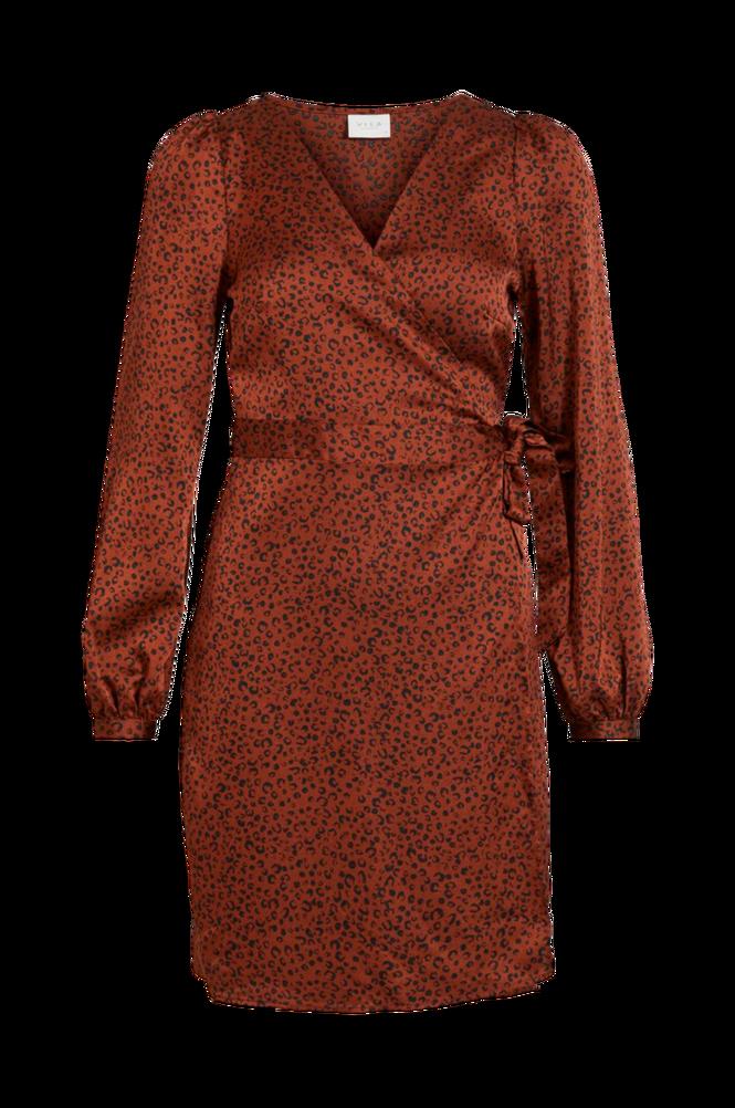 Vila Slå om-kjole viKanaitaia L/S Wrap Dress