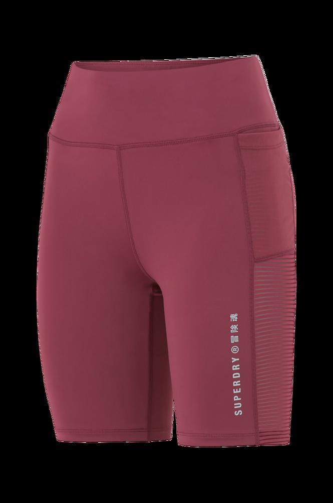 Superdry Træningstights Training Mesh Tight Shorts