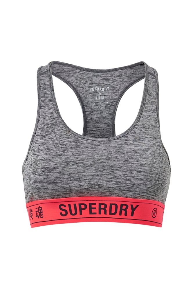 Superdry Sports-bh Training Elastic Bra
