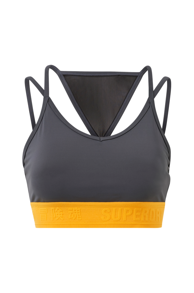 Superdry Sports-bh Training Strappy Bra