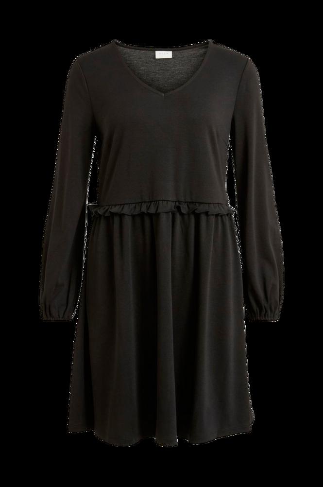 Vila Kjole viTinny V-neck Doll Detail Dress