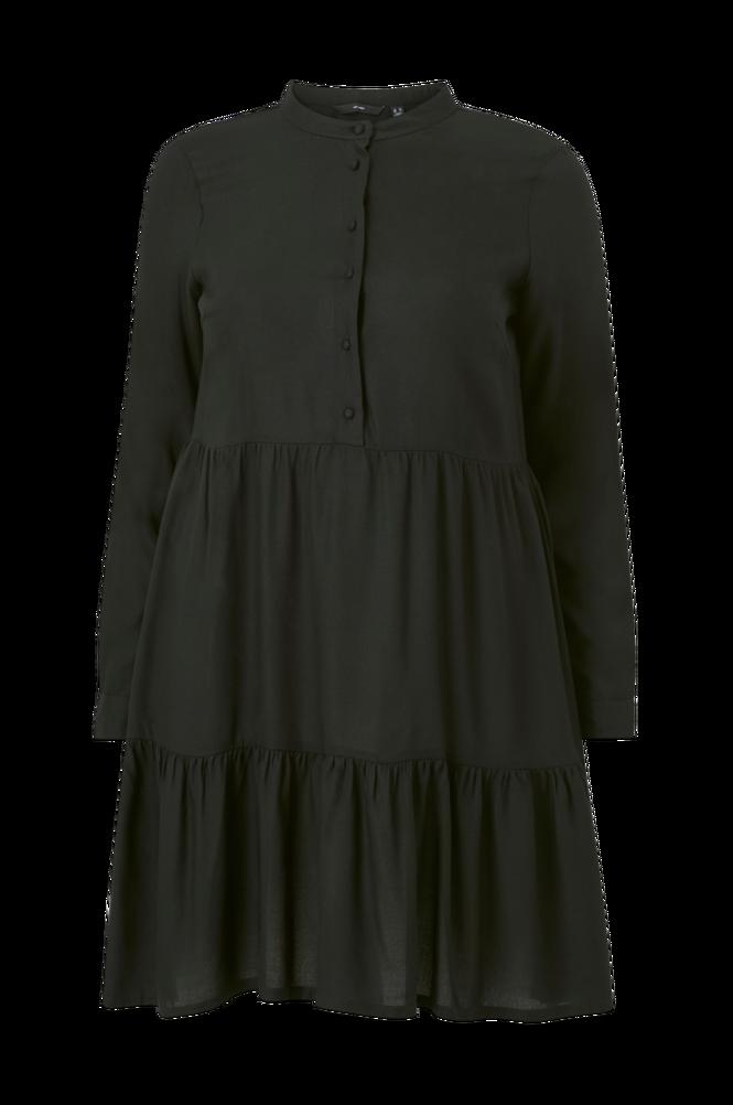 Vero Moda Curve Kjole vmGunna LS Above Knee Dress K Curve