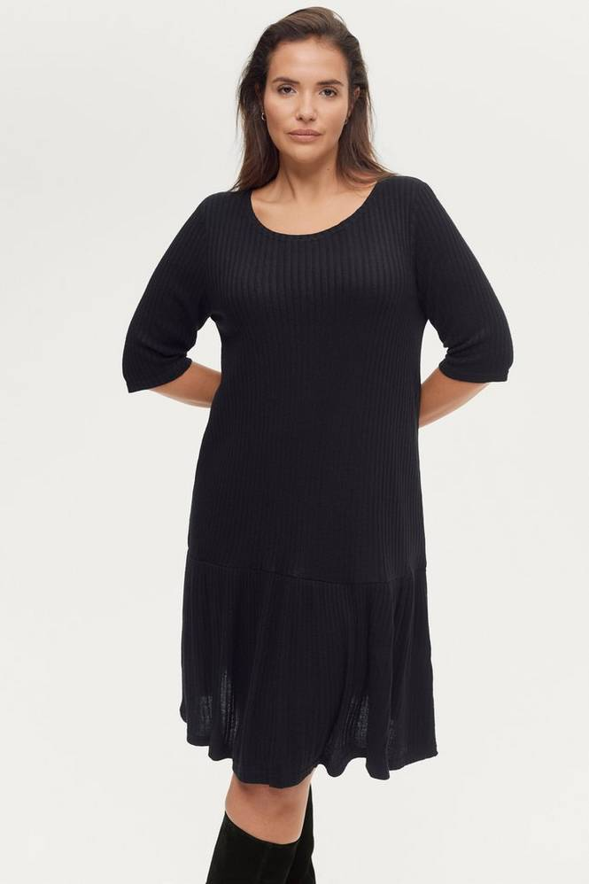 Zizzi Kjole eLory 1/2 ABK Dress