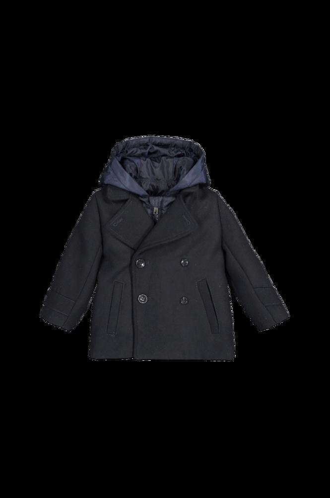La Redoute Varm jakke med hætte, 2-i-1-model