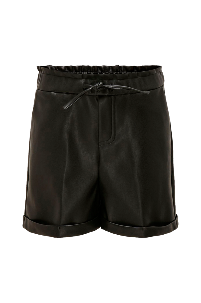 KIDS ONLY Shorts konCleo PU Shorts Pnt