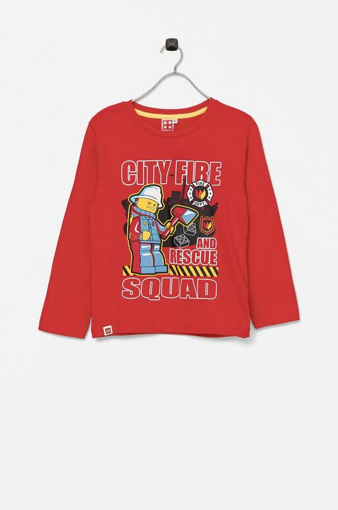 Disney T-shirt City Fire and Rescue Squad