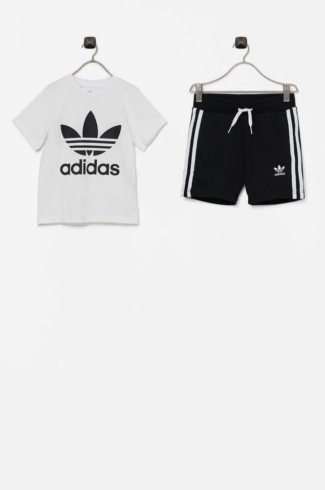 adidas Originals Sæt Adicolor Shorts and Tee
