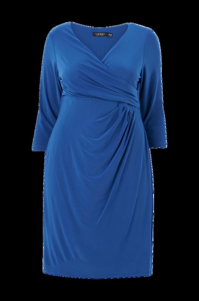 Lauren Ralph Lauren Curve Kjole Cleora Long Sleeve Day Dress