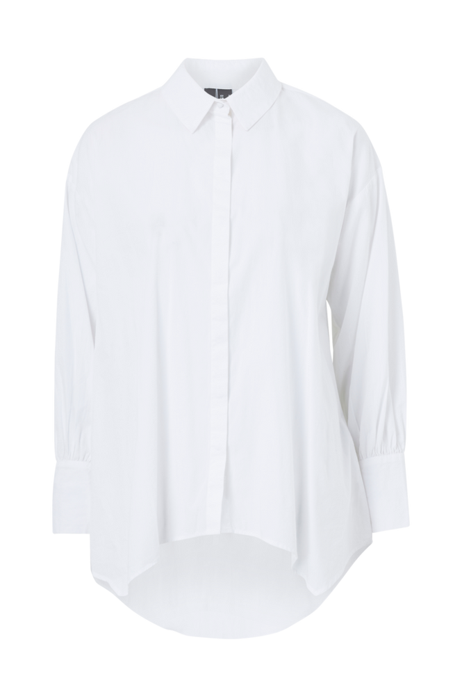Vero Moda Skjorte vmAndi L/S Long Shirt